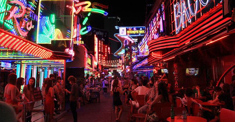 Shopping và Ăn uống tại Bangkok